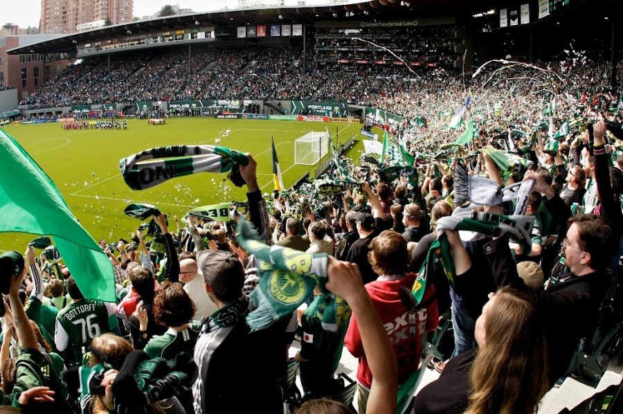 JELD-WEN Field | Photo credit: http://blog.craigmitchelldyer.com